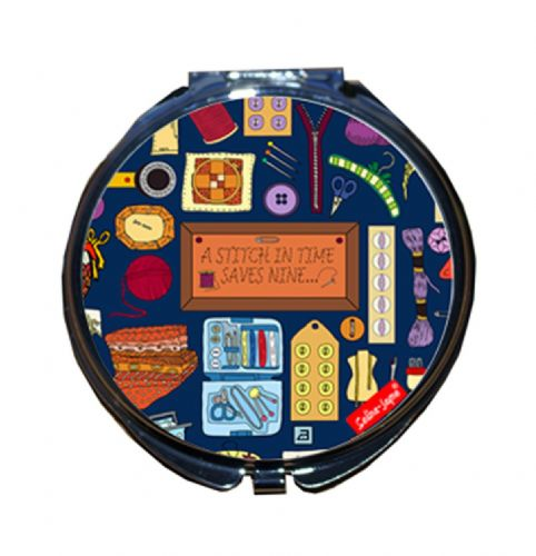 Selina-Jayne Sewing Limited Edition Compact Mirror